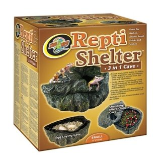 ZM* Repti Shelter small