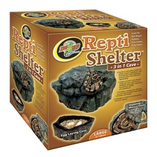 ZM* Repti Shelter large